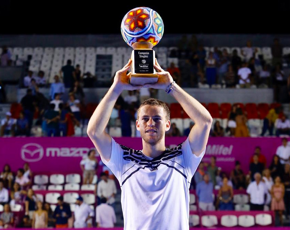 Schwartzman, the champion! The best pictures of the final